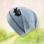 Шапка детская Elo-Melo W17 №128 (одинарный трикотаж) - Фото