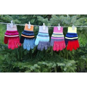 Перчатки детские MARGOT BIS-W17 MURAL (одинарные) - Фото