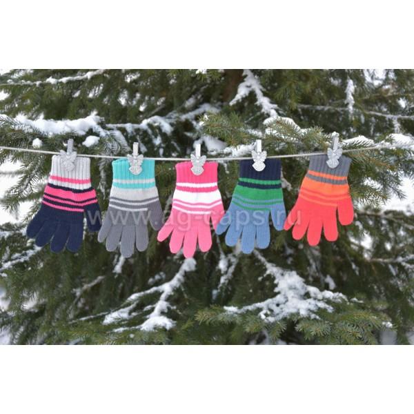 Перчатки детские MARGOT BIS-W17 TOTUS (одинарные) - Фото