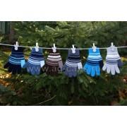 Перчатки детские MARGOT BIS 418 OMEGA (одинарные) - Фото