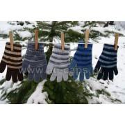 Перчатки детские MARGOT BIS 418 TRISTAN (одинарные) - Фото