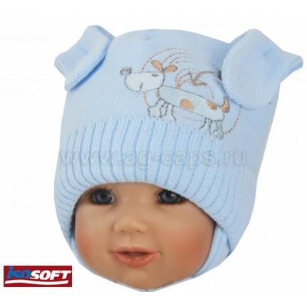 Шапка детская MAGROF BIS Z17 K-3390 (ISOSOFT) - Фото
