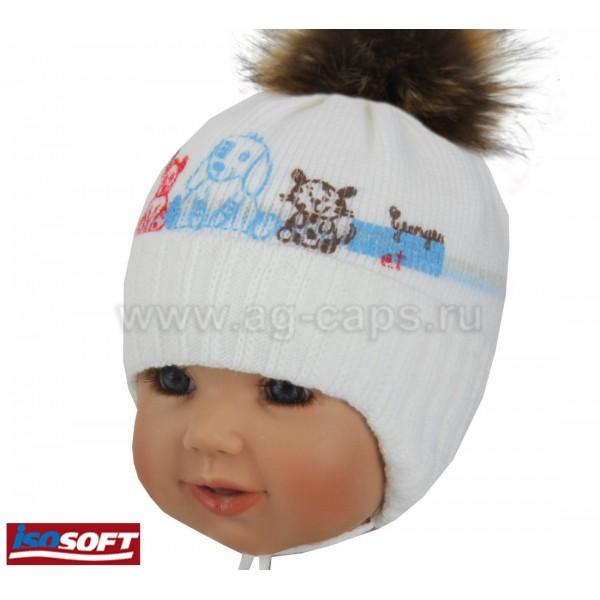 Шапка детская MAGROF BIS Z17 K-3420 (ISOSOFT) - Фото