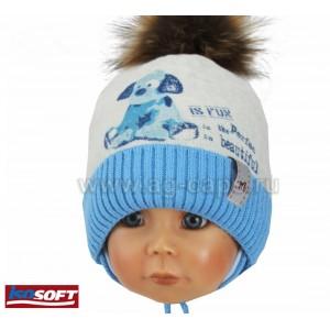 Шапка детская MAGROF BIS Z17 K-3428 (ISOSOFT) - Фото