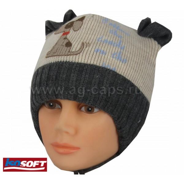 Шапка детская MAGROF BIS Z17 K-3433 (ISOSOFT)
