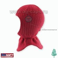 Шапка-шлем детская AGBO J17 1382 RYSIO (ISOSOFT)