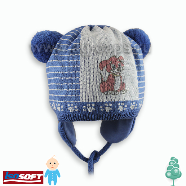 Шапка детская AGBO Z17 1313 AGATON (ISOSOFT)