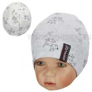 Шапка детская MAGROF BIS W18 K-4039 - Фото