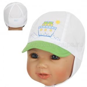 Шапка-кепка детская MAGROF BIS W18 K-2463 - Фото