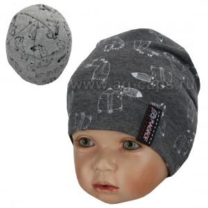 Шапка детская MAGROF BIS W18 K-4008 - Фото