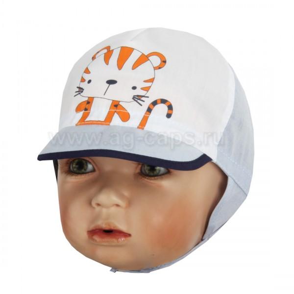 Шапка-кепка детская MAGROF BIS W18 K-2403 - Фото