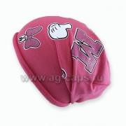 Шапка детская HILANDER W18 LOVE M-99 (одинарный трикотаж) - Фото