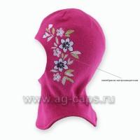 Шапка-шлем детская AGBO W18 1546 WERONIKA (на подкладке)