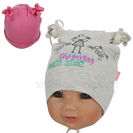 Шапка детская MAGROF BIS W18 K-4018 - Фото