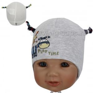 Шапка детская MAGROF BIS W18 K-4049 - Фото