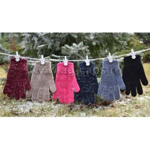 Перчатки детские MARGOT BIS 420 BRYGIDA (одинарные) - Фото