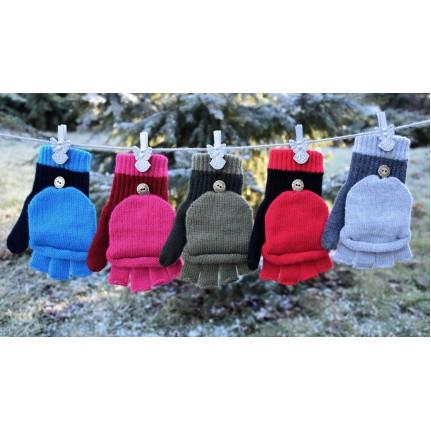 Перчатки-варежки детские MARGOT BIS 418 TALES (одинарные) - Фото