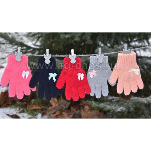 Перчатки детские MARGOT BIS 418 MILADY (одинарные) - Фото