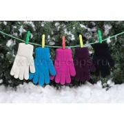 Перчатки детские MARGOT BIS 418 WOOL (одинарные) - Фото