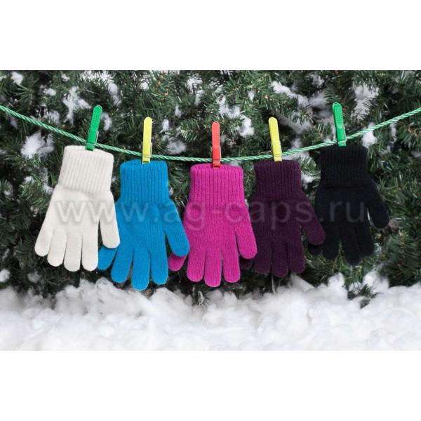 Перчатки детские MARGOT BIS 420 WOOL (одинарные) - Фото