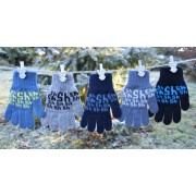 Перчатки детские MARGOT BIS 419 O45 (одинарные) - Фото