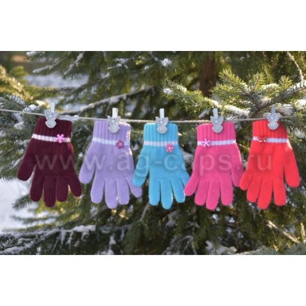 Перчатки детские MARGOT BIS 420 BRATEK (одинарные) - Фото