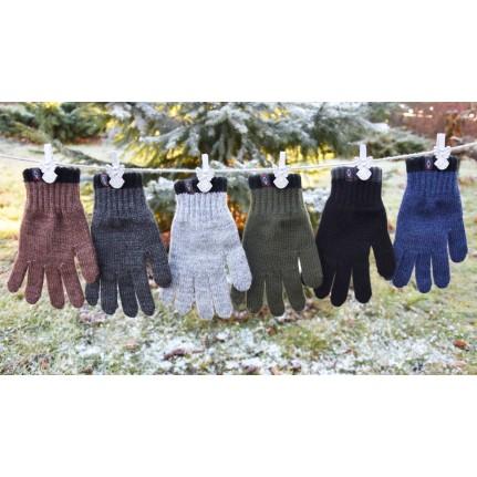Перчатки детские MARGOT BIS 419 EKSTRAS (одинарные) - Фото