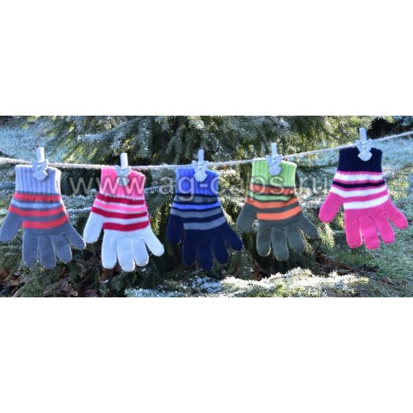 Перчатки детские MARGOT BIS 420 BRASIL (одинарные) - Фото