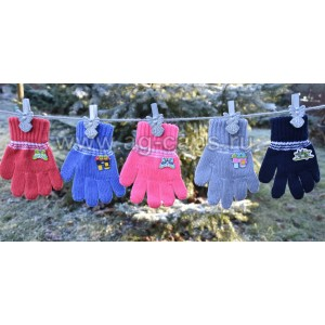 Перчатки детские MARGOT BIS 418 RINGO (одинарные) - Фото