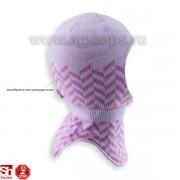 Шапка-шлем детская SMILE 18230 6d-HELMET (SHELTER) AG - Фото