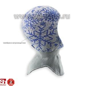 Шапка-шлем детская SMILE 17230 9d-HELMET (SHELTER) - Фото