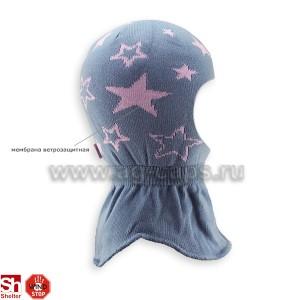 Шапка-шлем детская SMILE 18230 3d-HELMET (SHELTER) AG - Фото