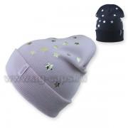 Шапка детская SELFIE CZd LOPATA STAR 418096 PAL2 (двойная) - Фото