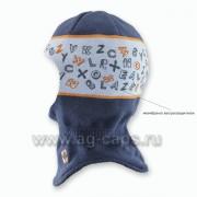 Шапка-шлем детская AGBO 219 1503 POLDEK (на подкладке) - Фото