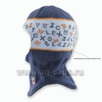 Шапка-шлем детская AGBO 219 1503 POLDEK (на подкладке)