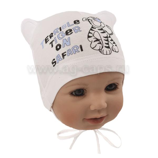 Шапка детская MAGROF BIS 219 K-4136 (одинарный трикотаж) - Фото