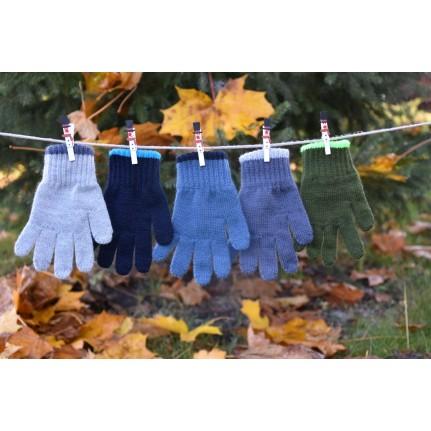 Перчатки детские MARGOT BIS 419 GROM (одинарные) - Фото