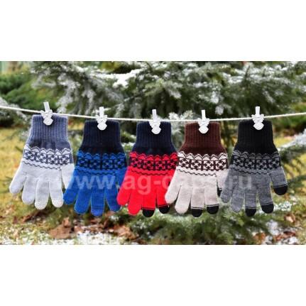 Перчатки детские MARGOT BIS 420 TOUCH (одинарные) - Фото