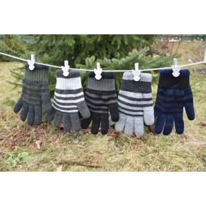 Перчатки детские MARGOT BIS 419 OLEK (двойные) - Фото