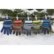 Перчатки детские MARGOT BIS 420 ROMEK (одинарные) - Фото