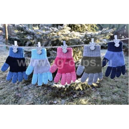 Перчатки детские MARGOT BIS 420 LUKAS (одинарные) - Фото