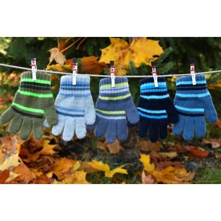Перчатки детские MARGOT BIS 419 TONI (одинарные) - Фото