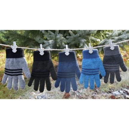 Перчатки детские MARGOT BIS 419 MARCO (на флисе) - Фото