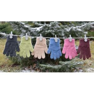 Перчатки детские MARGOT BIS 419 SEMPI (одинарные) - Фото
