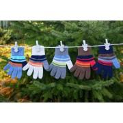 Перчатки детские MARGOT BIS 419 BOLEK (одинарные) - Фото