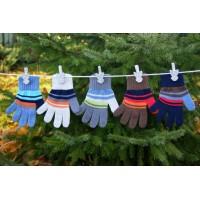 Перчатки детские MARGOT BIS 419 BOLEK (одинарные)