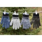 Перчатки детские MARGOT BIS 419 DYLAN (двойные) - Фото