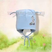 Шапка детская Elo-Melo №51 (двойной трикотаж) - Фото