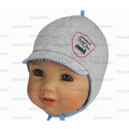 Шапка детская MAGROF BIS K-334 (одинарный трикотаж) - Фото