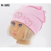 Шапка детская-косынка MAGROF BIS K-182 (одинарный трикотаж)